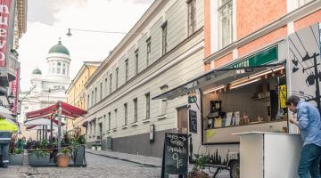 Street Gastro, Helsingfors