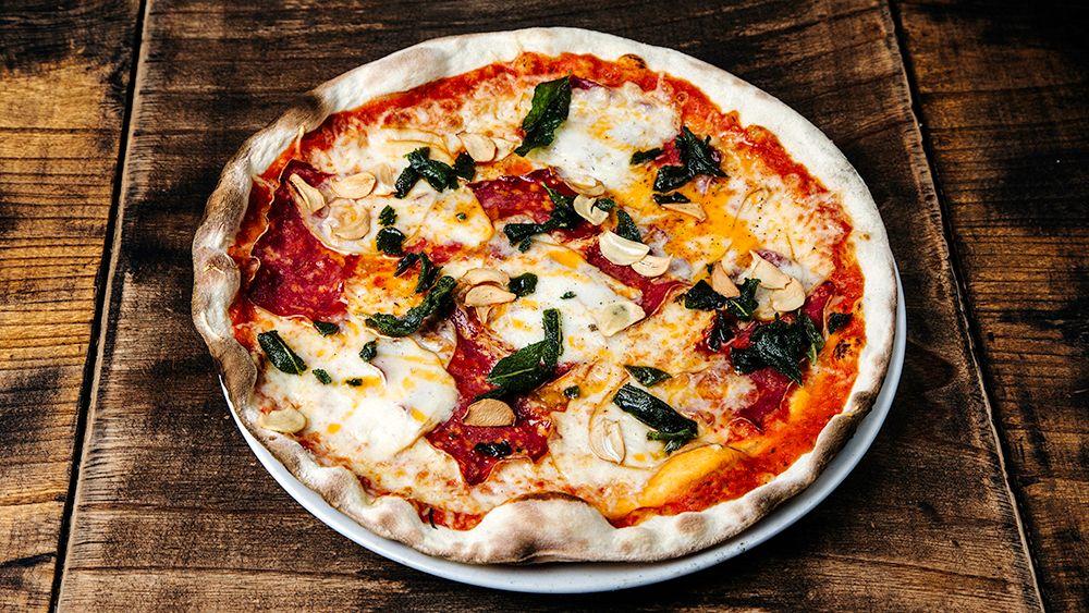 Linko Pizzabar, Helsinki