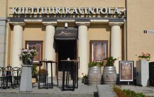 Kulttuuriravintola Kivi, Tampere