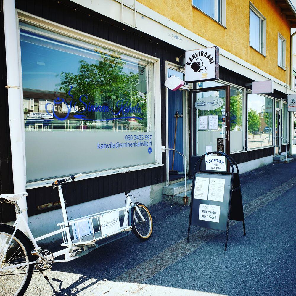 Sininen Kahvila, Lieksa