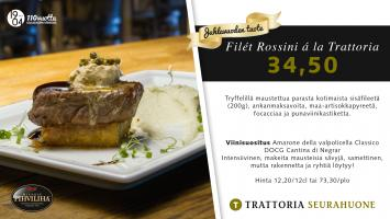 Ravintola Trattoria, Lahti
