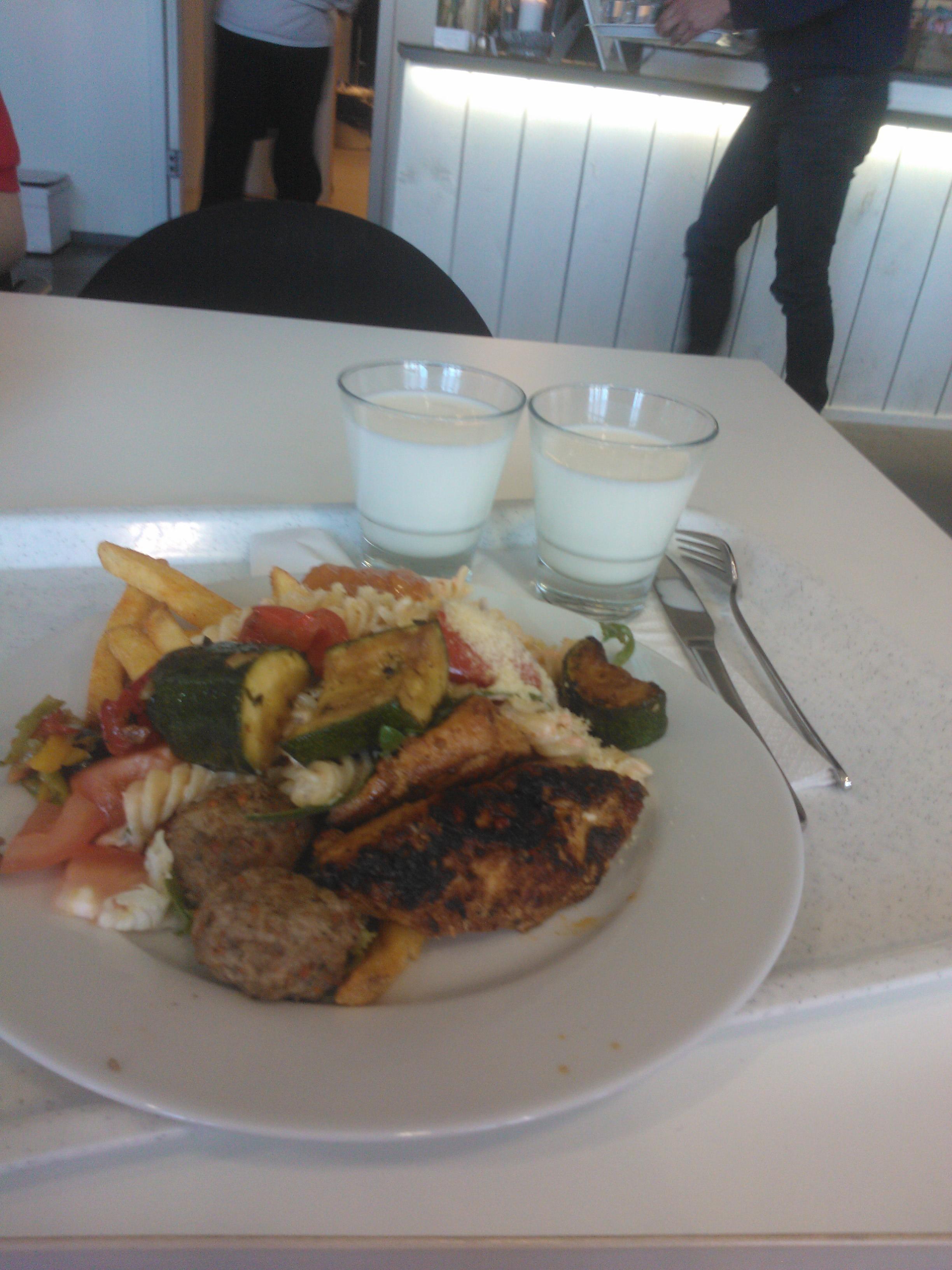 Nick´s Food Design, Turku: Lounasta