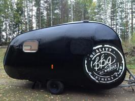 BBQ on wheels, Karkkila