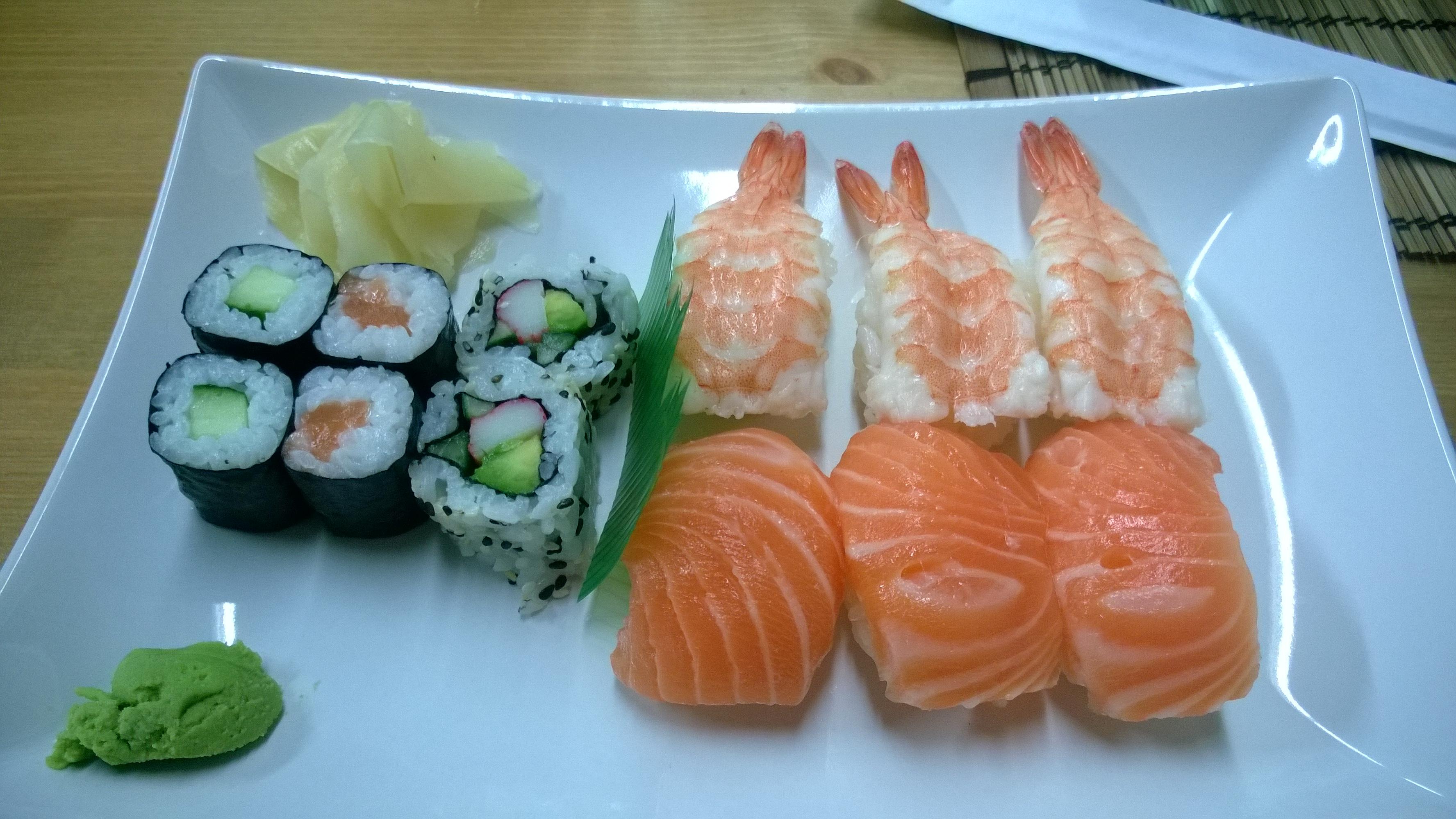teidän sushi, Espoo