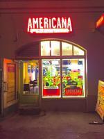 Americana, Helsinki