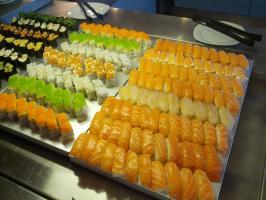 Kin Sushi, Helsinki