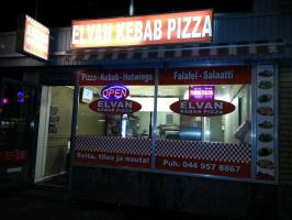Elvan kebab pizzeria, Tampere