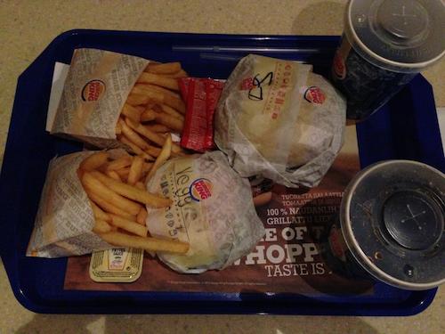 Burger King Mannerheimintie, Helsinki