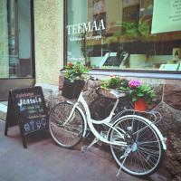 TeeMaa Tea house, Helsinki