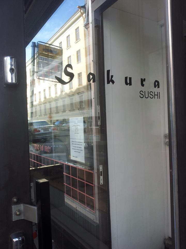Sakura Sushi, Helsinki