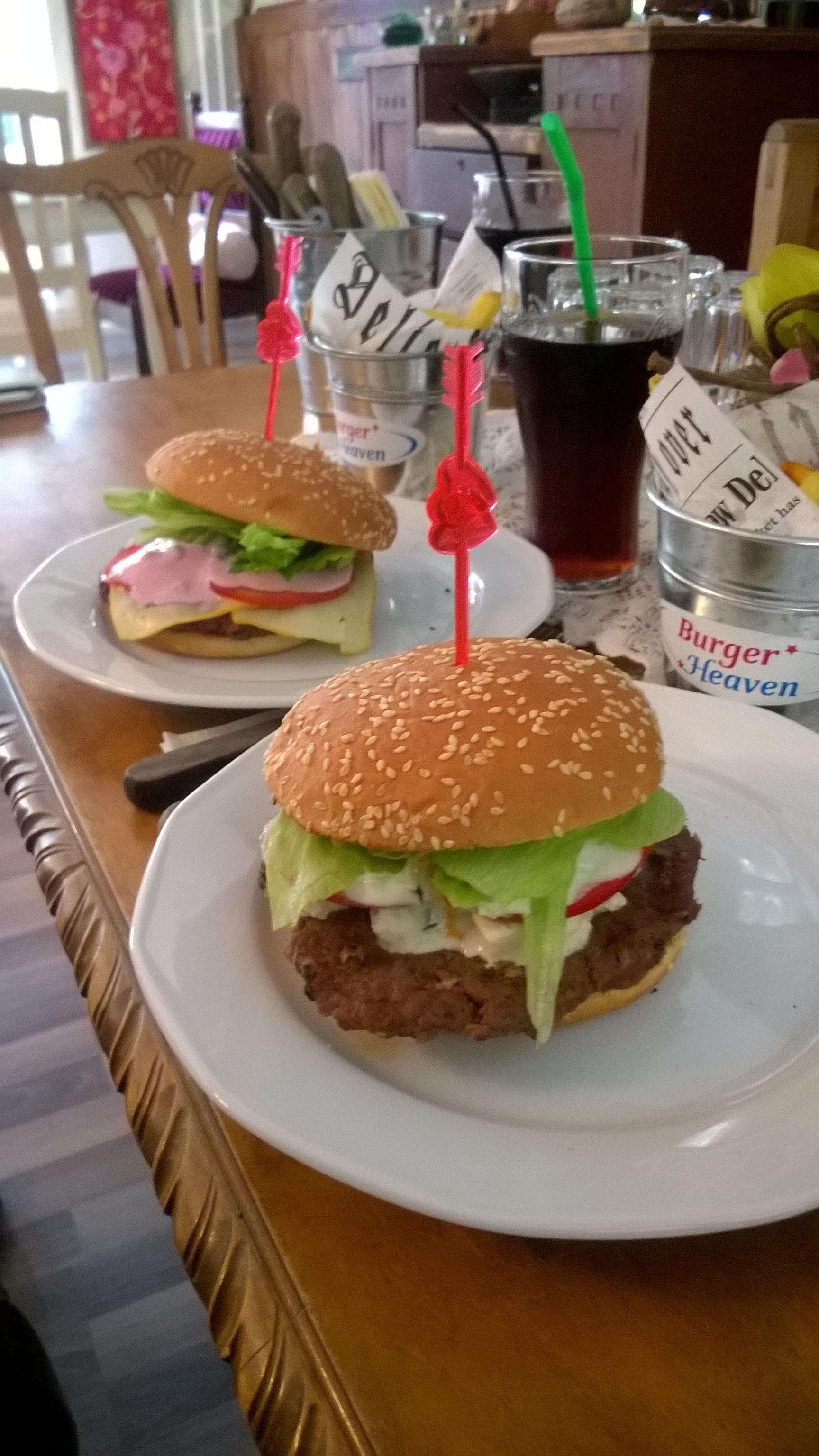 Burger Heaven, Savitaipale