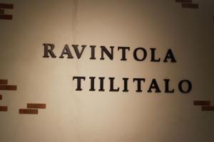 Ravintola Tiilitalo, Vantaa