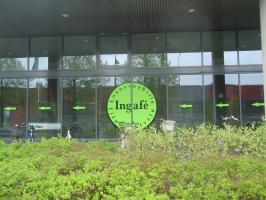 Ingafé, Riihimäki