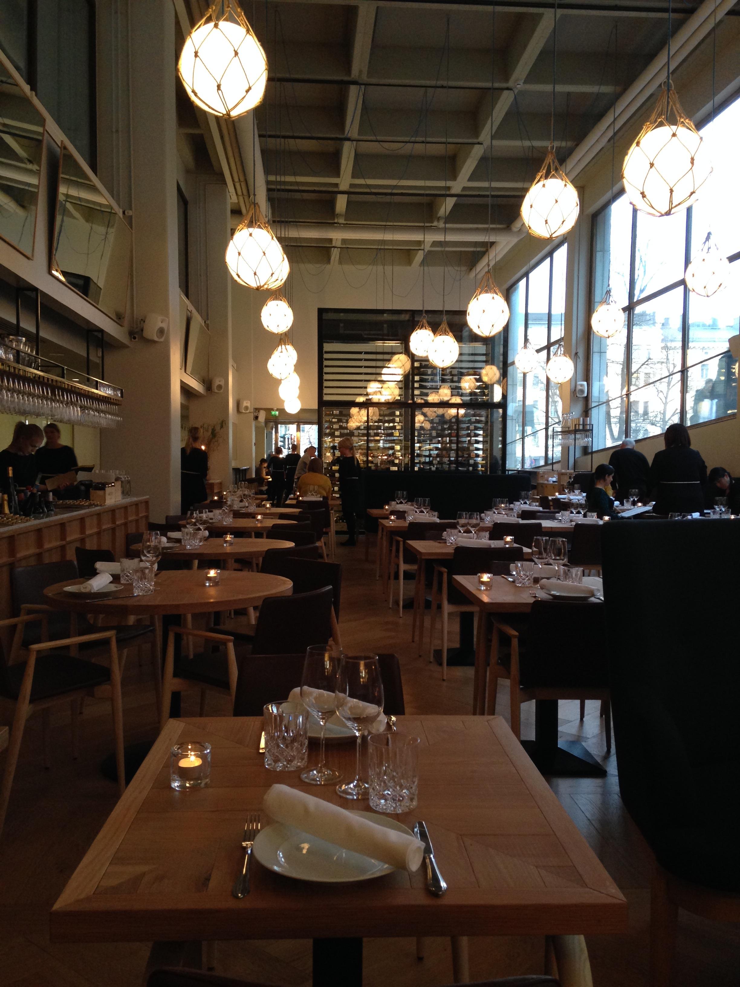 Ravintola Bronda, Helsingfors