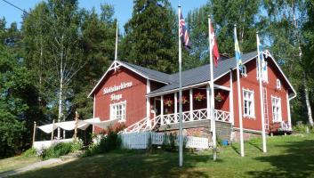 Slottsknektens stuga/Linnanvoudin tupa, Tammisaari