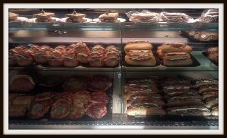 Heinosen leipomo Kahvila Centrum, Joensuu