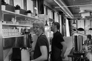 cafe Baguette Linnanmäki, Helsinki
