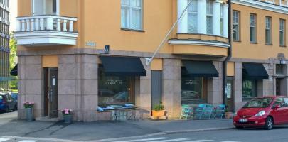 Corretto Deli & Cafe, Helsinki