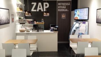 Ravintola ZAP, Kempele