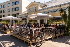 Ravintola Huvila, Järvenpää