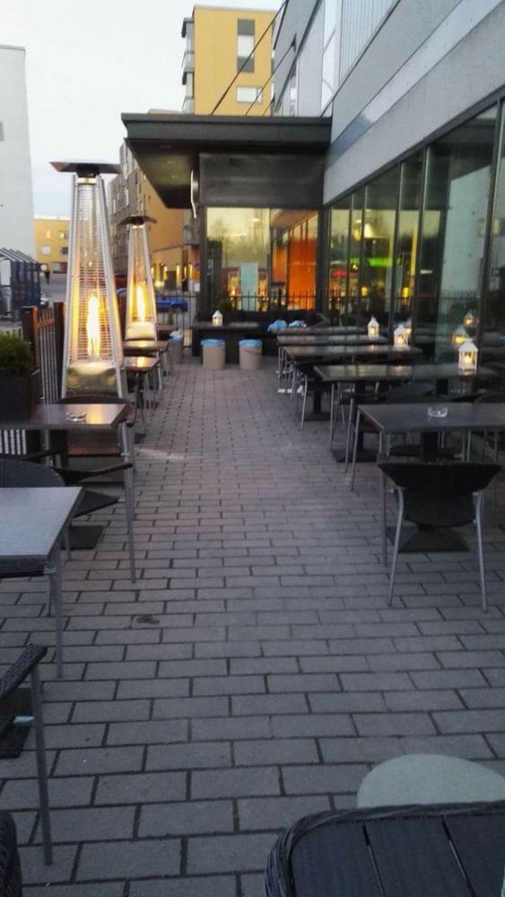 Ravintola Pallogrilli, Helsinki