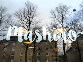 Mashiro, Helsinki