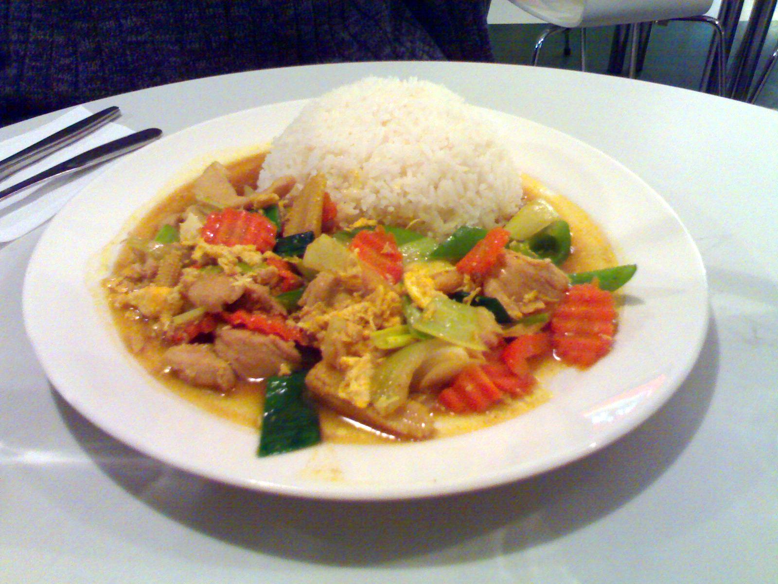 Sport Hampuris, Helsinki: currykana