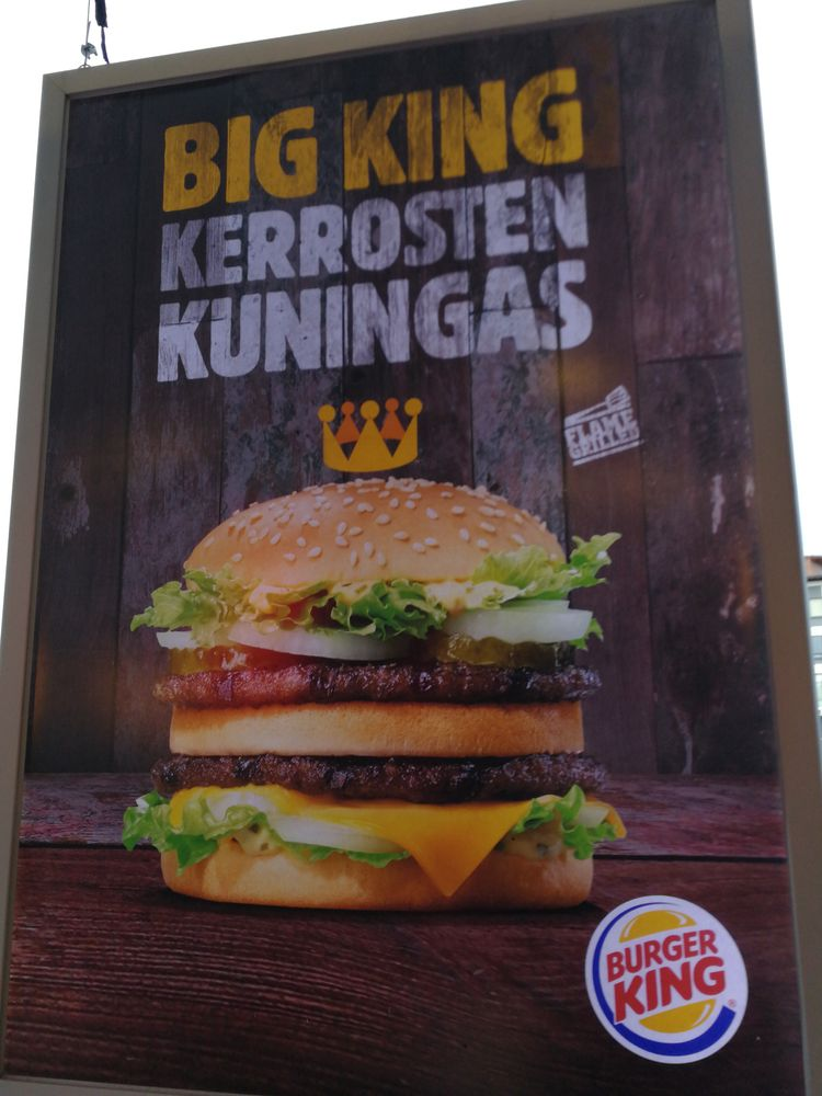 Burger King Tuusula, Tuusula