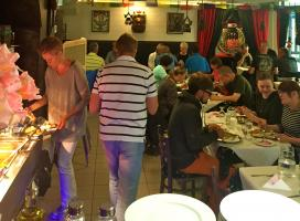 Ravintola Mandala, Kuopio