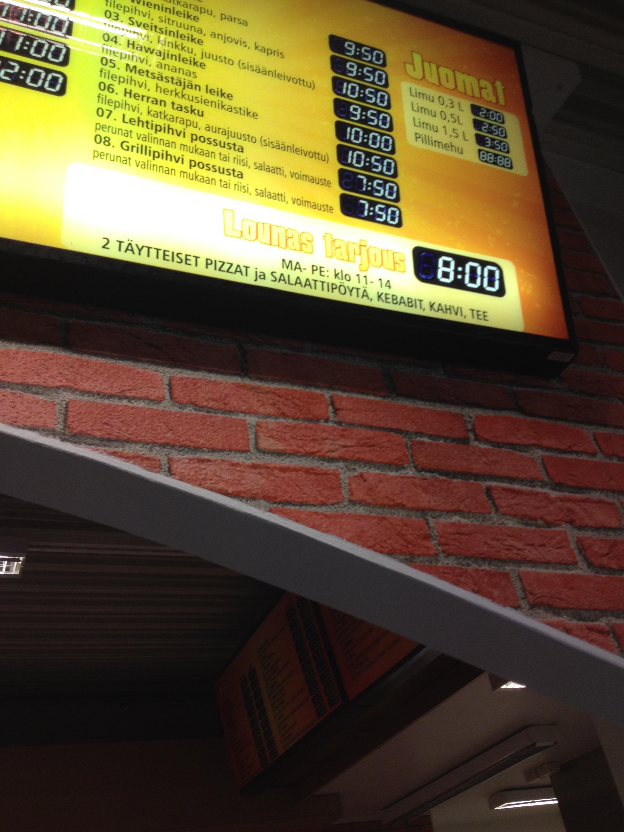 Lempäälän Pizza Kebab & Grilli, Lempäälä