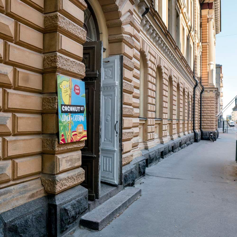 Coconut Street, Helsinki