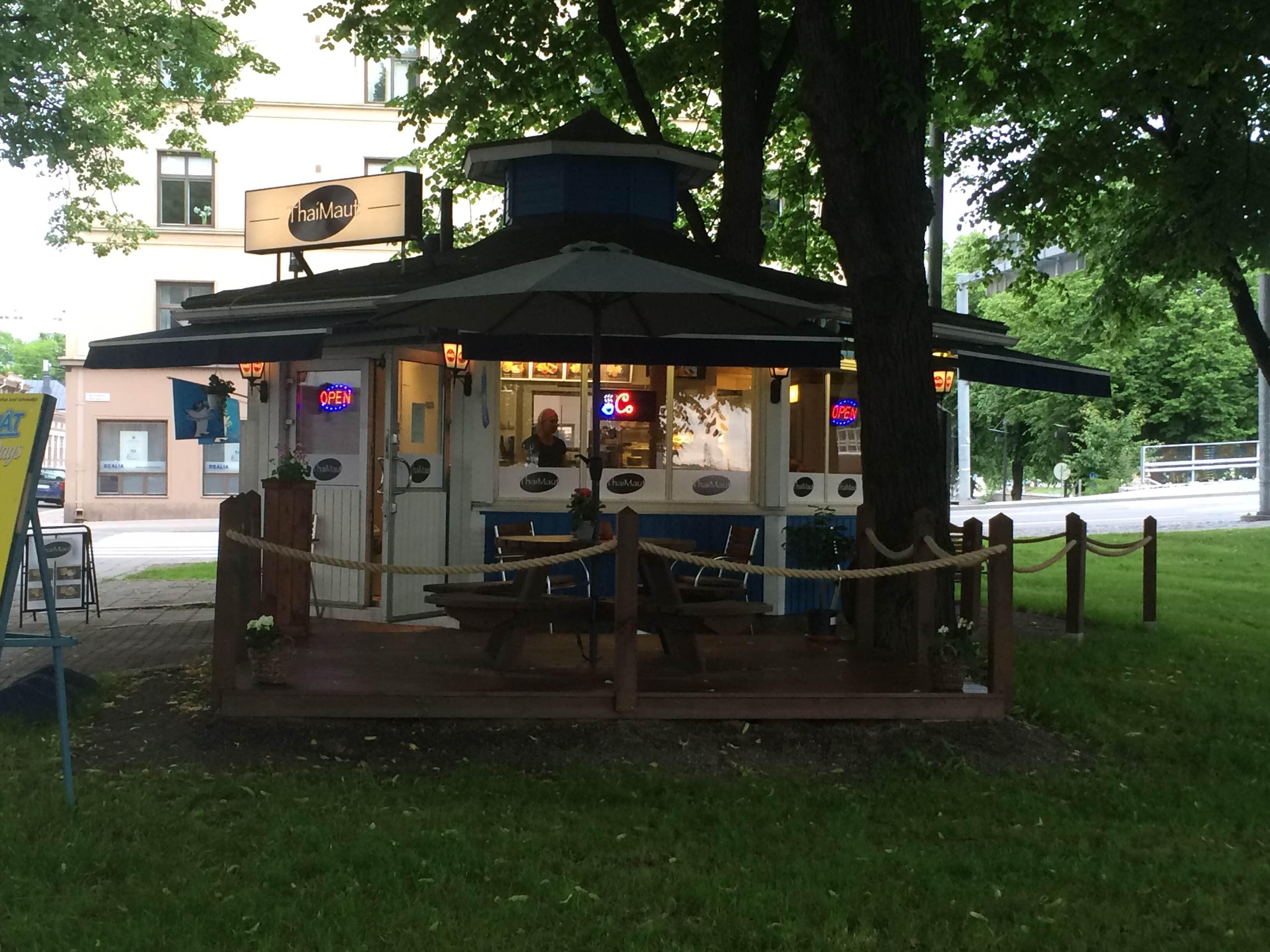 Thaimaut, Turku