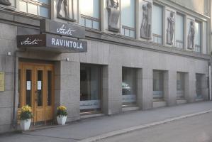 Ravitsemisliike Aisti, Tampere