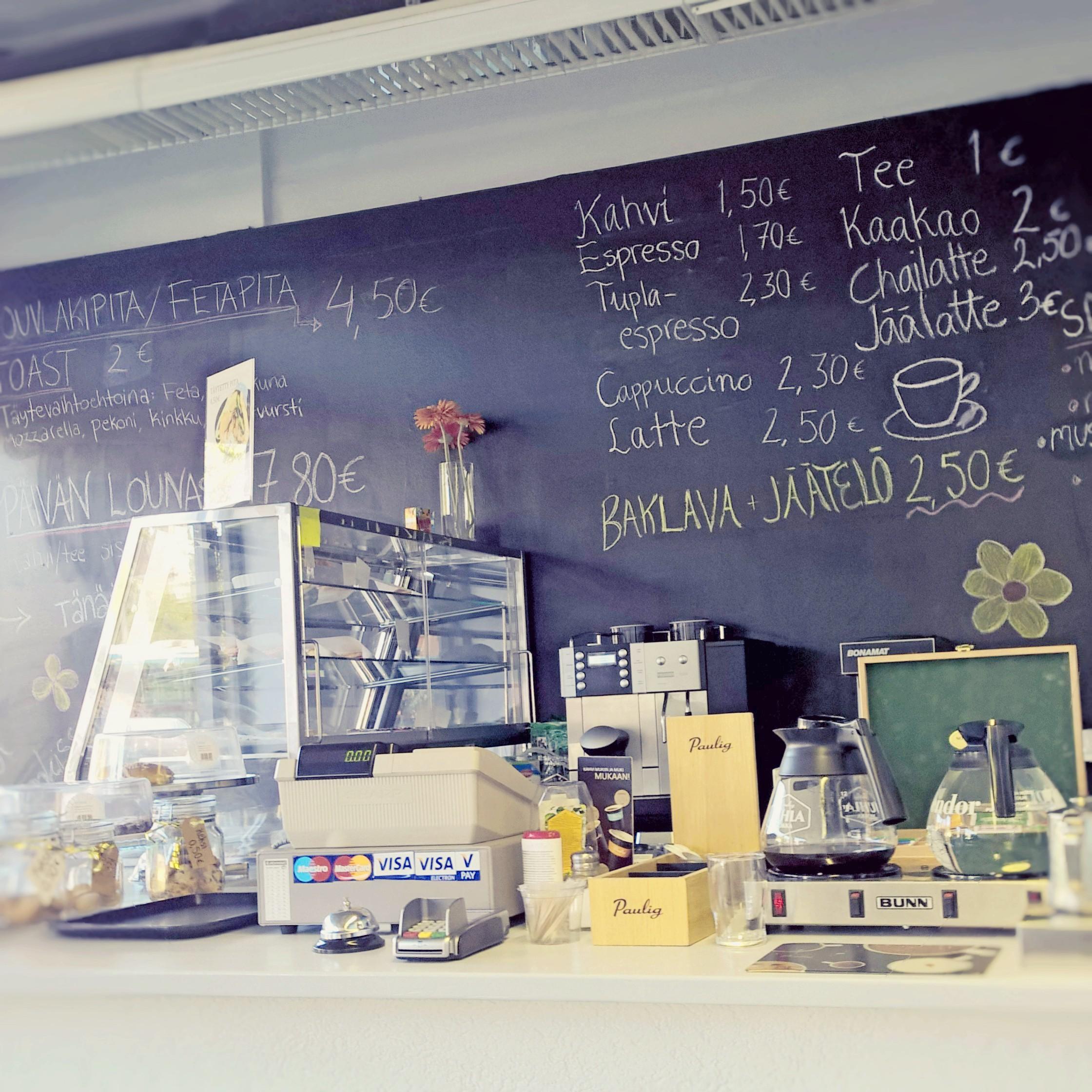 Caffe Creeta, Helsinki