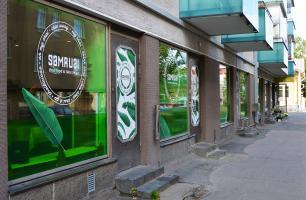 Samruai, Kuopio