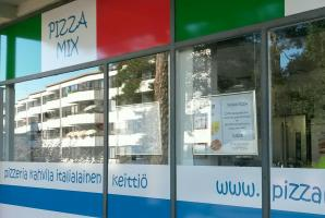 Pizza MIX, Helsingfors