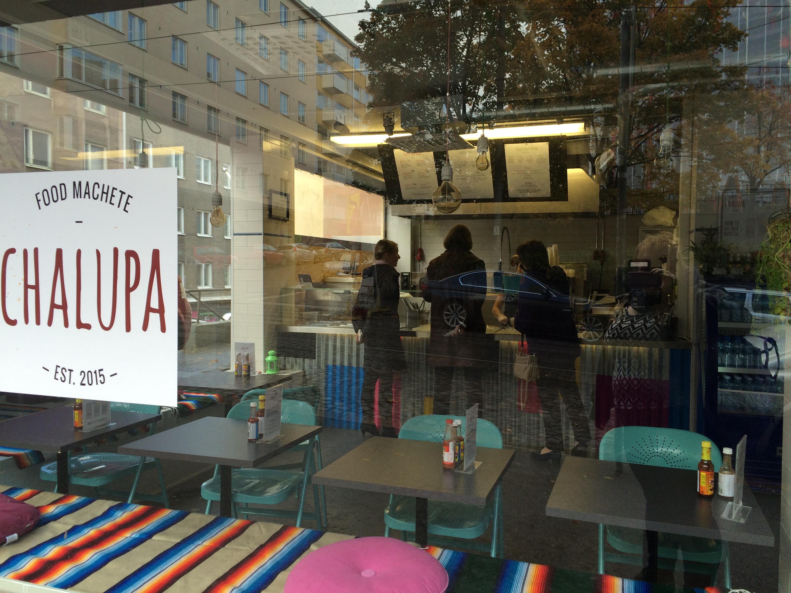 Chalupa Food Machete, Helsinki