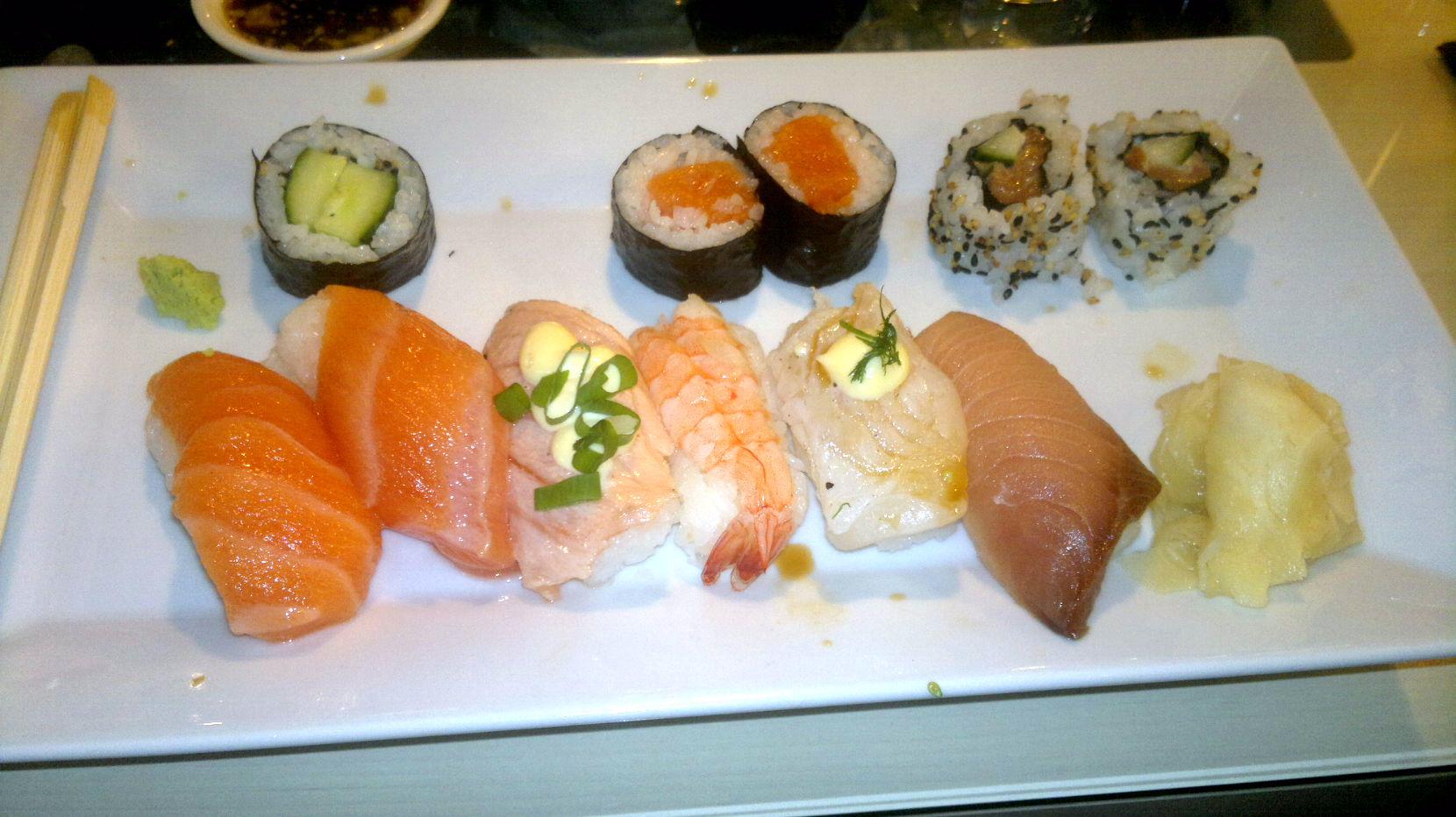 Hanko Sushi, Jyväskylä