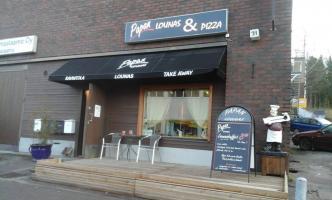 Papan Lounas & Pizza, Helsinki