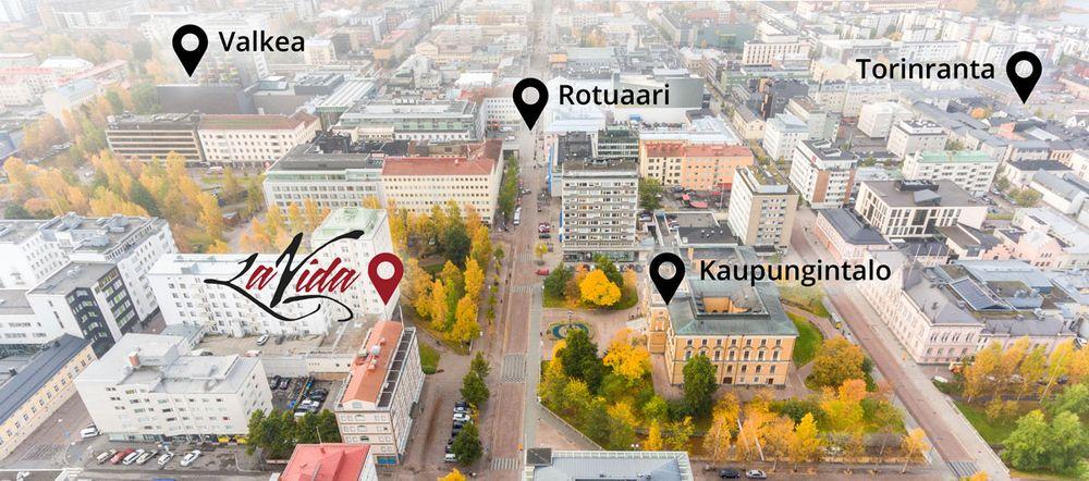 La Vida, Oulu