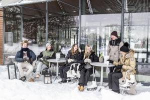 Bron bistro cafe, Helsinki