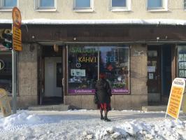 Al Salucha Kahvi-Teehuone, Kuopio