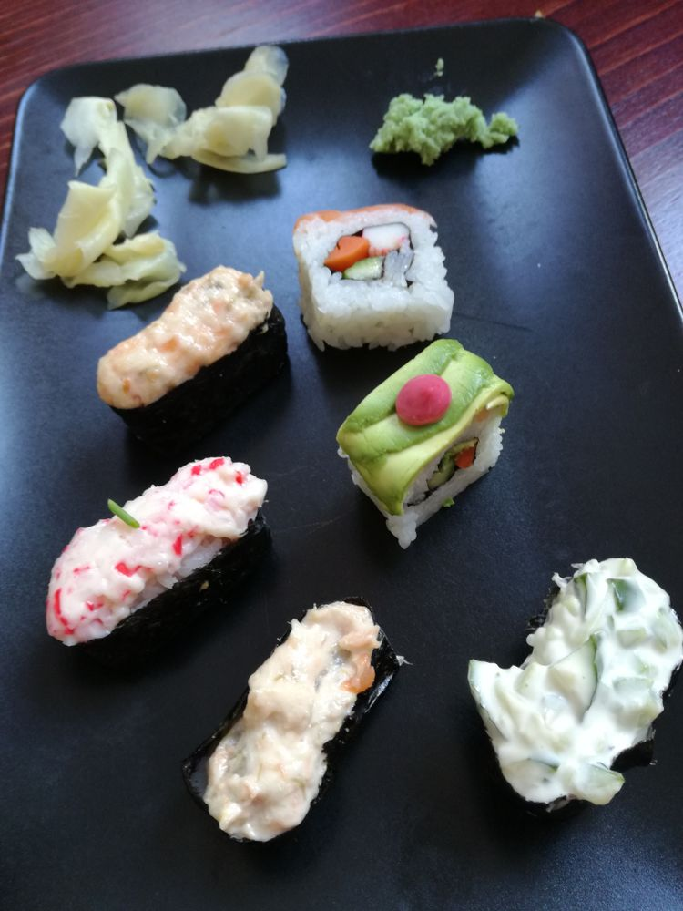Hokkaido Sushi, Helsinki