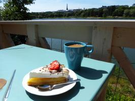 Cafe Taideterassi, Helsinki