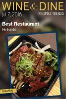 Ravintola Helmi, Helsinki