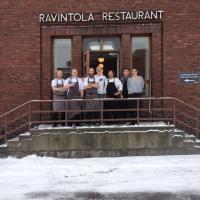 Kahvila-Ravintola Palema, Helsingfors
