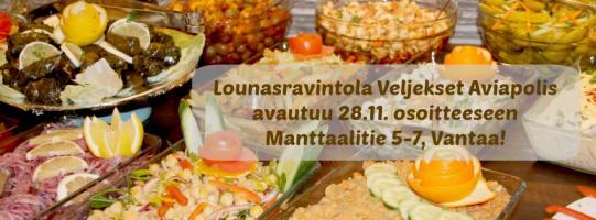 Lounasravintola Veljekset Aviapolis, Vantaa