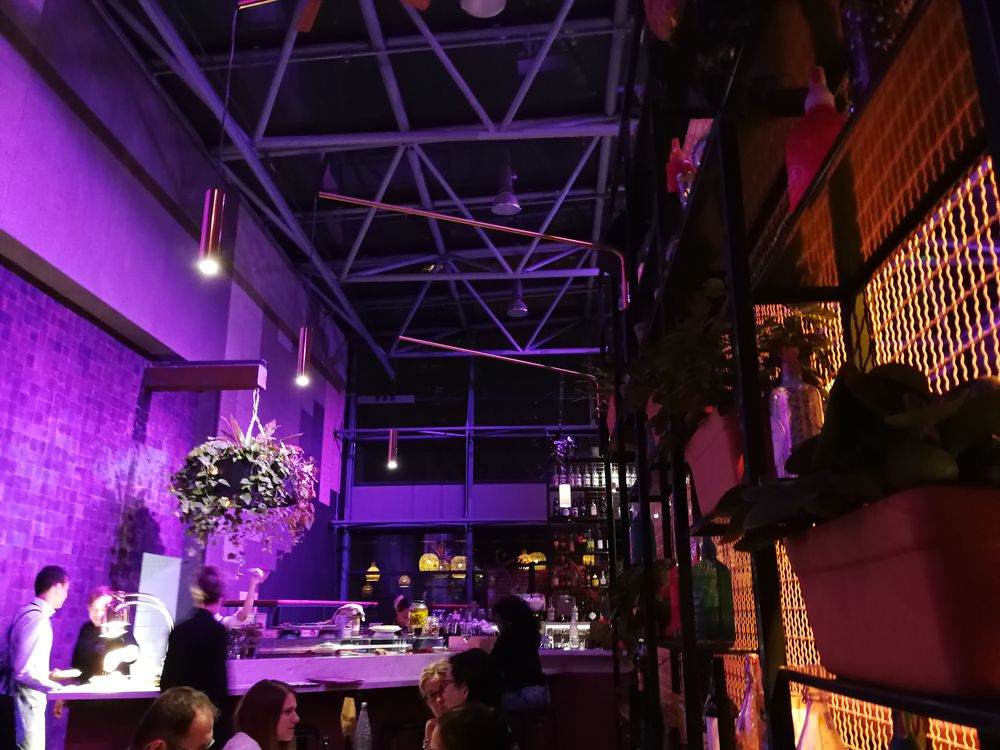 Bar Cón, Helsinki