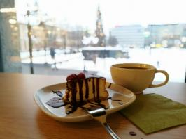 93 Degree - Coffee Shop, Kuopio