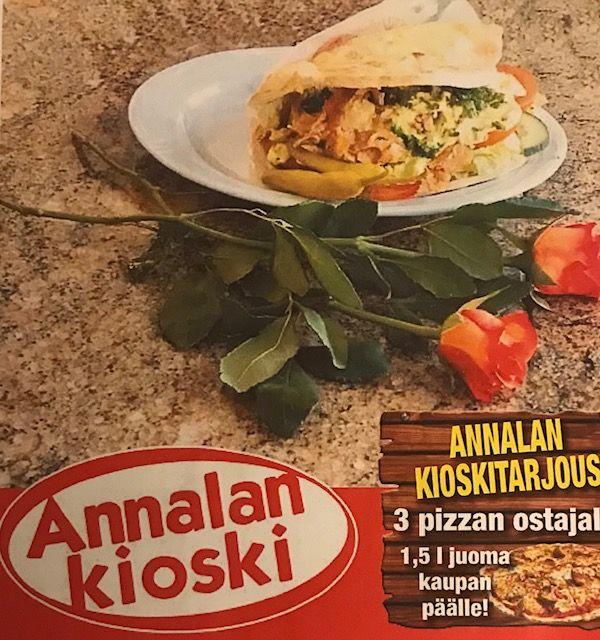 Annalan Grillikioski, Tampere